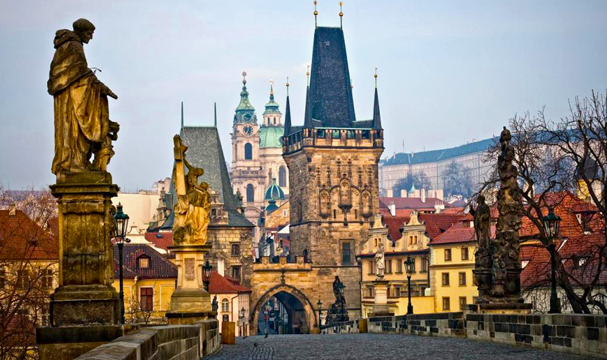 Автобусный тур - Прага и Краков