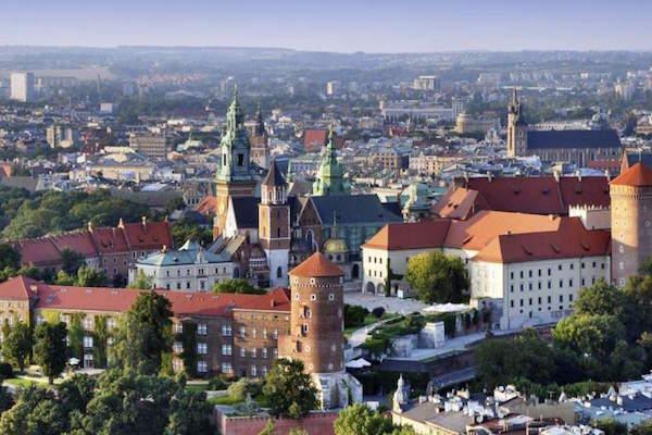 Уикенд в Кракове